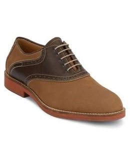 Noah Saddle Shoe