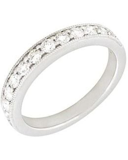Stackable Diamond Band Ring