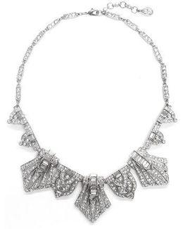 Ben X Crystal Deco Necklace