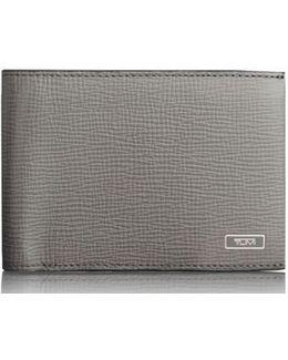 Monaco Leather Rfid Wallet