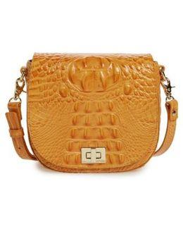 Mini Sonny Leather Crossbody Bag