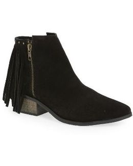 Coconuts By Billy Studded Fringe Bootie