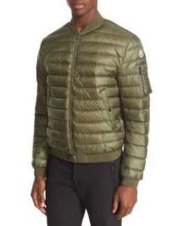 Aidan Military Bomber Down Jacket