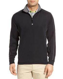 Tech Quarter Zip Pullover