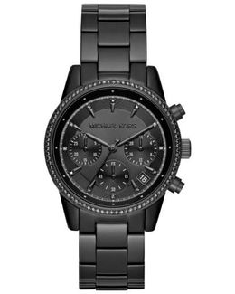 Ritz Chronograph Bracelet Watch