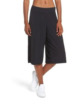 Perforated Culottes