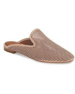 Gwen Perforated Mule