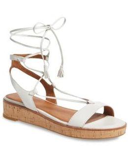 Miranda Gladiator Platform Sandal