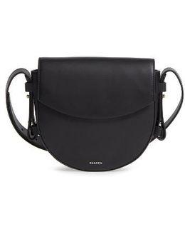 Lobelle Leather Saddle Bag