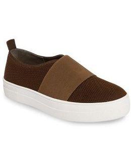 Glenn Slip-on Platform Sneaker