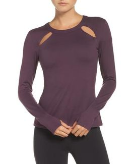 Mantra Keyhole Top