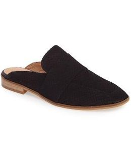 At Ease Loafer Mule