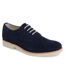 Faustino Plain-toe Oxford