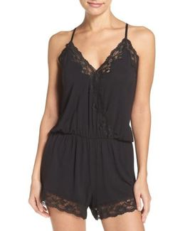 Stretch Modal Lounge Romper