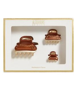 Vendome Set Of 3 Hair Clips