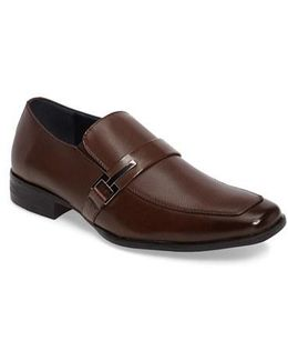 Seemore Square Toe Loafer