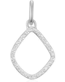 Riva Diamond Kite Pendant