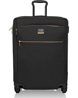 """Larkin - Jess Short Trip Expandable 4-wheel 26"""" Suitcase"""