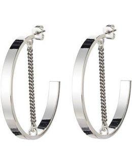 Mia Hoop Earrings