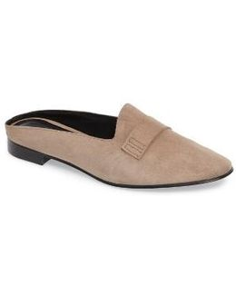 Charles David Mulley Loafer Mule