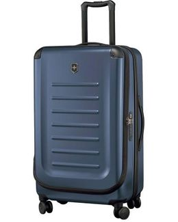 Victorinox Swiss Army Spectra 2.0 30 Inch Hard Sided Rolling Travel Suitcase