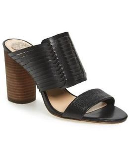 Astar Backless Sandal