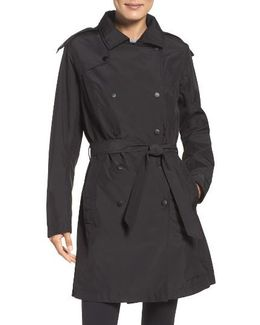 Wellington Waterproof Trench Coat