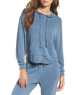 Fp Movement Back Into It Cutout Hoodie