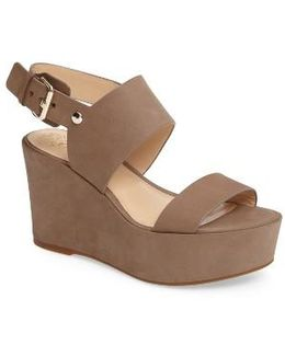Karlan Platform Wedge