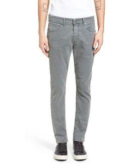 Lennox Slim Fit Twill Pants