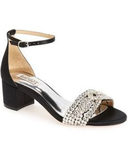 Triana Block Heel Pump