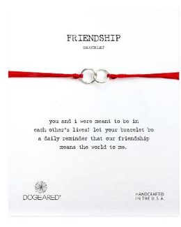 Double Linked Friendship Bracelet