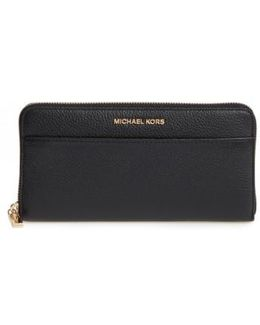 Mercer Leather Continental Wallet