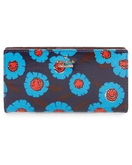 Tangier - Stacy Floral Wallet