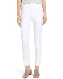 The Perfect Slim Ankle Pants