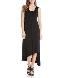 Stevie Asymmetrical Tank Dress