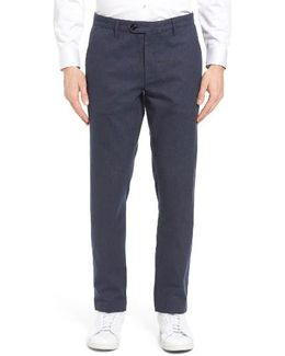 Roynew Classic Fit Trousers
