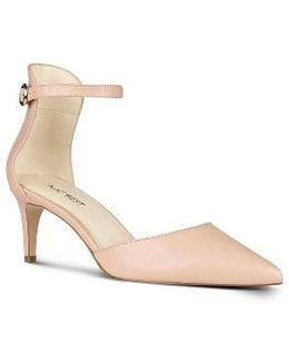 Sharmila Ankle Strap D'orsay Pump