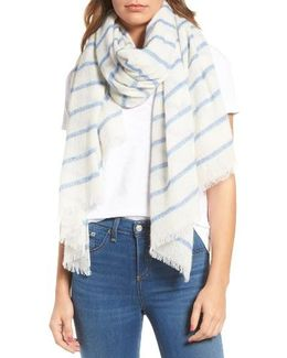 Rowing Stripe Scarf
