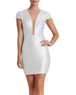Kylie Sequin Minidress