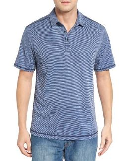 New Double Tempo Spectator Jersey Polo