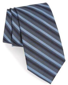 Shadow Stripe Tie