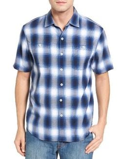 Plaid For You Standard Fit Camp Shirt