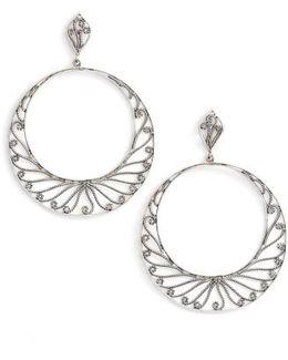 Cicle Drop Earrings