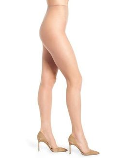 Donna Karan Beyond The Nudes Sheer To Waist Pantyhose