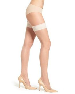 Donna Karan Beyond The Nudes Stay-up Stockings