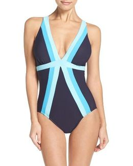 Miraclesuit Spectra Trilogy One-piece Swimsuit