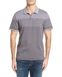 Victorinox Swiss Army Novelty Stripe Polo