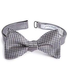 John W. Nordstrom Unity Mini Silk Bow Tie