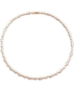 Ava Crystal Collar Necklace